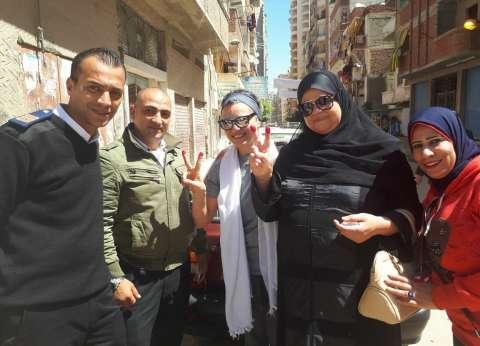 """هبة عبد الغني تقطع """"بني يوسف"""" للمشاركة في انتخابات الرئاسة"""