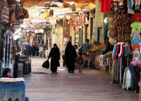 السوق السياحى القديم.. بازارات للهدايا ومحلات عطارة ومشغولات يدوية