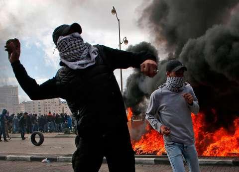 عاجل| استشهاد فلسطيني في مواجهات مع قوات الاحتلال بخان يونس