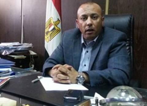 محافظ المنوفية ينعى شهداء الشرطة في حادث اشتباكات الواحات الإرهابي