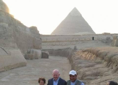 موقع إسباني: مصر تتصدر اهتمامات السياح الألمان
