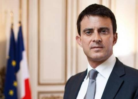 """رئيس الوزراء الفرنسي: """"كنا نعلم أن هناك عمليات يجرى تدبيرها ضد باريس"""""""