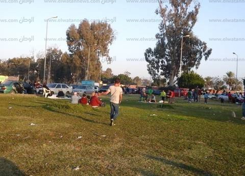 """رئيس """"نظافة القاهرة"""": ري حدائق العاصمة بالمياه العكرة"""