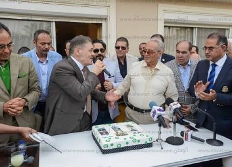 """أزمة جديدة بـ«الوفد»: رافضوا """"العليا"""" يكرمون «البدوي» الجمعة.. والحزب يرفض"""