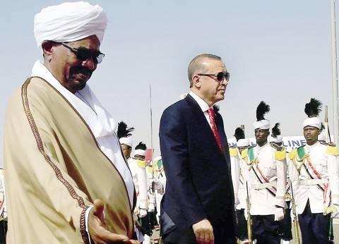 البشير يتعهد بتذليل العقبات أمام الاستثمار والتعاون بين السودان وتركيا