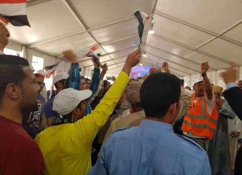 """""""المصريين الأحرار"""": حشود أمام السفارة بالكويت للتصويت في الانتخابات"""