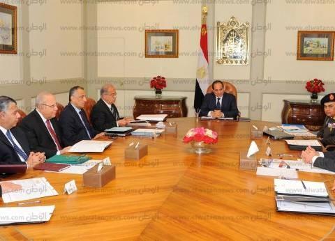 السيسي: تغطية طرح السندات المصرية يعد دليلا على الثقة في الاقتصاد المصرى