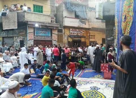 """ساحة سلفية بإشراف """"الأوقاف"""" وسط الإسكندرية"""