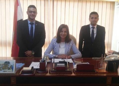 """وزيرة الهجرة: تشكيل """"فريق مؤثر"""" من شباب مصر بالخارج على مواقع التواصل"""