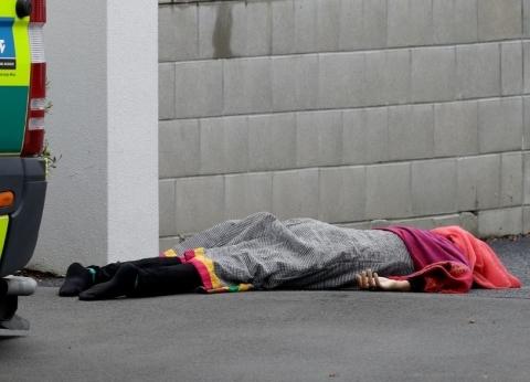"""مطران نيوزيلاندي ينعى ضحايا """"المسجدين"""": إنهم بحاجة إلى الصلاة"""