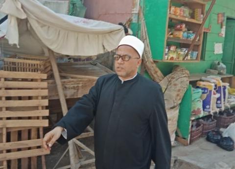 """""""أوقاف دمياط"""" تنعى ضحايا حادث حريق محطة مصر"""