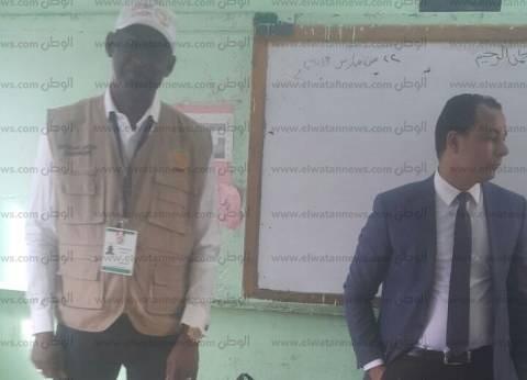 رئيس بعثة الاتحاد الإفريقي: الانتخابات تمت في بيئة هادئة ومنظمة وآمنة