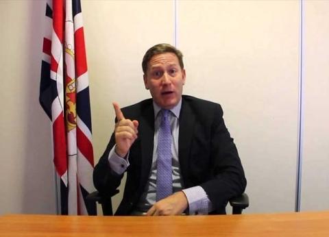 المتحدث العربي باسم الحكومة البريطانية يهنئ المسلمين بالعام الهجري