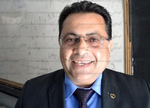 """رئيس لجنة بالإسكندرية: """"الشباب لسه مخدوش بالهم من العرس الديمقراطي"""""""