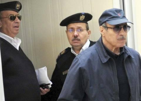 فريد الديب: العادلي غادر سجن طرة