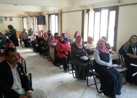 """""""عبد الناصر والمرأة"""" في ندوة بثقافة المنيا"""