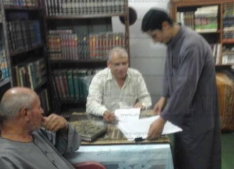 """""""أوقاف جنوب سيناء"""": جرد مكتبات المساجد وإعدام الكتب الداعية للتطرف"""