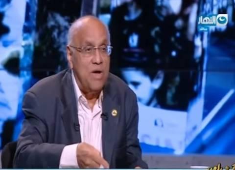 """يوسف القعيد: """"الجمسي"""" اجتمع بروائيين أثناء العمليات لتوثيق الحرب"""