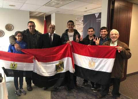 """سفير مصر بكندا لـ""""الوطن"""": المصريون تحدوا الطقس للمشاركة في الاستفتاء"""