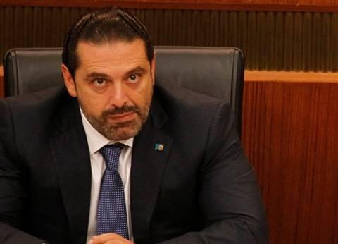 رئيس الوزراء اللبناني يعزي السيسي في شهداء حادث حلوان الإرهابي
