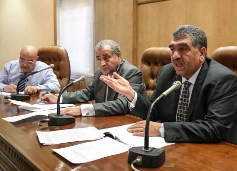 """""""الشرقاوي"""" يعيد تشكيل مجلس إدارة القابضة للصناعات المعدنية"""