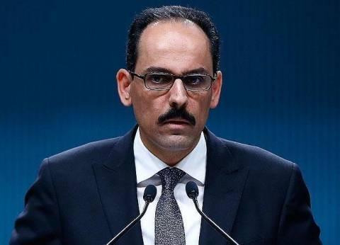 الرئاسة التركية: لم يكن مقبولا عدم الرد على الحكومة السورية
