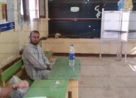 """""""المصرية لحقوق الإنسان"""" ترصد: تأخر فتح اللجان ودعاية انتخابية في الساعات الأولى لبدء التصويت"""
