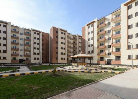 """""""التخطيط العمراني"""" تعاين مشروع الإسكان الاجتماعي بالزرقا في دمياط"""