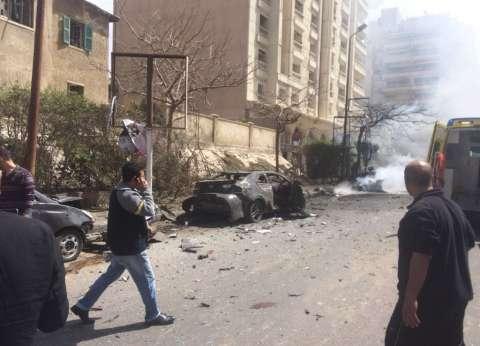 المباحث الجنائية تفرغ كاميرات المراقبة في حادث الإسكندرية