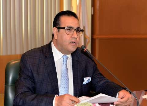 رئيس جامعة المنصورة ينعى شهداء القوات المسلحة والشرطة بسيناء