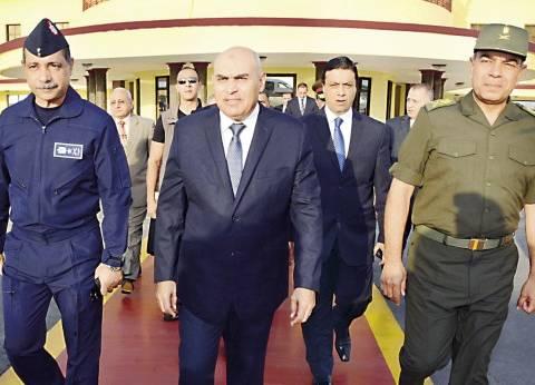 «صبحى» يُجرى مباحثات فى إسبانيا تتناول التعاون العسكرى و«مكافحة الإرهاب»