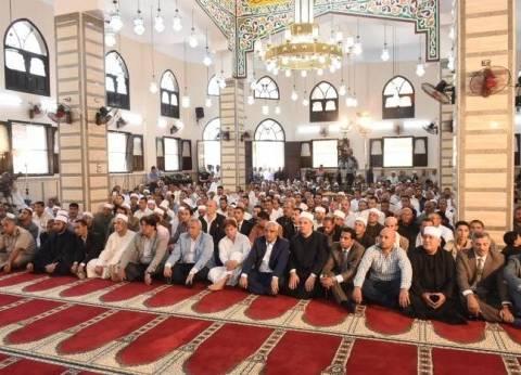 محافظ الشرقية يفتتح مسجد السلام بقرية بني أيوب بـ4 ملايين جنيه