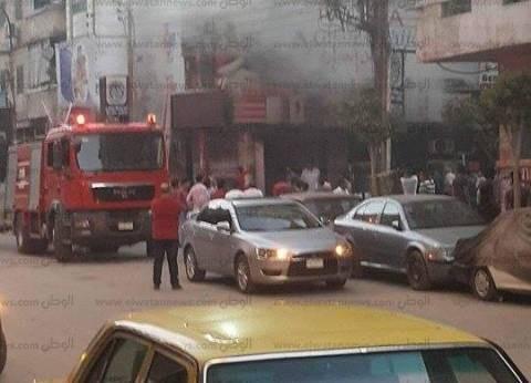 الحماية المدنية: إخماد حريق شب في عقار سكني بمنطقة الهرم