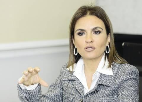وزيرة التعاون الدولي تزور المصابين المصريين في حادث سير المعتمرين بمكة