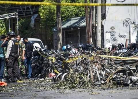 عائلة انتحارية من 6 أفراد ارتكبت الاعتداءات على 3 كنائس في إندونيسيا