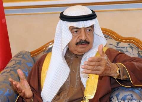 رئيس الوزراء البحريني يعزي السيسي ورئيس الوزراء في ضحايا التفجير الإرهابي