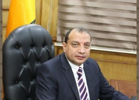 رئيس جامعة بني سويف يعلن إنشاء مكتب لإدارة المجلات العلمية