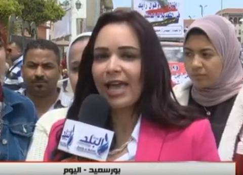 برلمانية عن مشاركة المرأة في الاستفتاء: تقف مع الوطن دائمًا دون مقابل