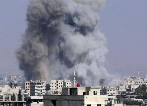 عاجل| سلسلة غارات جديدة للاحتلال على مواقع للمقاومة بقطاع غزة