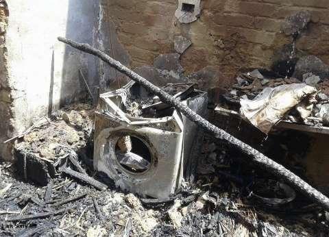 الحماية المدنية بالوادي الجديد تسيطر على حريق في وحدة سكنية