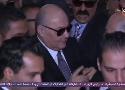 عاجل| موسى مصطفى موسى يدلي بصوته في انتخابات الرئاسة