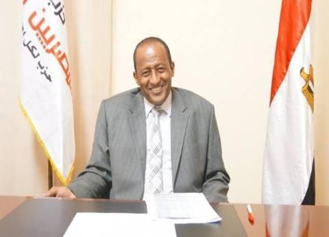 النائب ياسين عبدالصبور يتقدم بالتهنئة للشعب والسيسي للصعود لكأس العالم