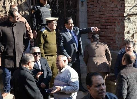 مدير الحماية المدنية بالدقهلية: المبنى المنهار دون أعمدة.. و4 ضحايا كانوا بالأرضي