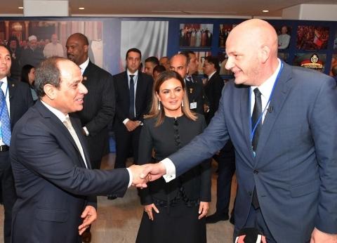 مستثمرون: لقاء «السيسى» بالشركات الأمريكية يؤدى لزيادة الاستثمارات فى مصر