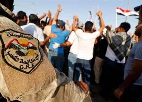 عاجل| مقتل متظاهرين في اشتباكات مع قوات الأمن العراقية