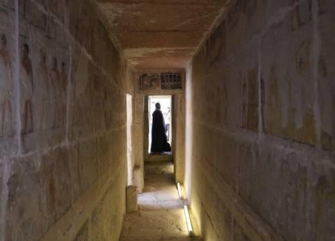 """مدير منطقة سقارة يكشف تفاصيل افتتاح مقبرة """"ميحو"""": تضم حجرات دفن عائلته"""