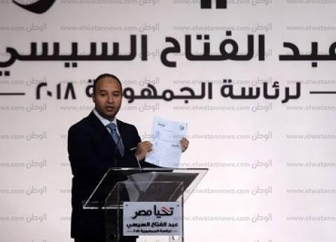 """كيف أصاب """"السيسي"""" في اختيار """"أبوشقة"""" متحدثا رسميا لحملته الانتخابية؟"""