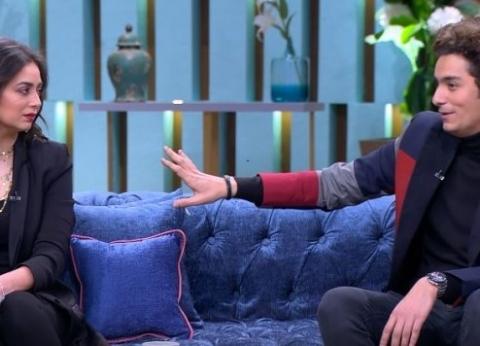 فيديو| بعد مرور 3 سنوات على زواجهما.. هبة مجدي ومحمد محسن في تحد جديد