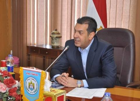 محافظ أسيوط يؤكد سلامة عينات مياه الشرب في قرى ديروط بنسبة 100%