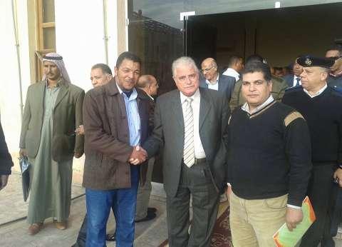 محافظ جنوب سيناء يكرم أعضاء الجمعيات الأهلية في سانت كاترين